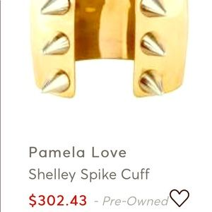 Pamela Love Shelley Spiked Cuff